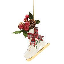 Lenox Holiday Skate Ornament