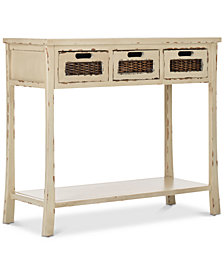Autumn Console Table, Quick Ship