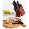 J.A. Henckels International Solution 10-Piece Knife Set