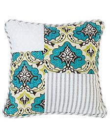"Patchwork 18""x18"" Pillow"
