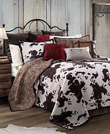 Elsa 3 Pc King Quilt Set