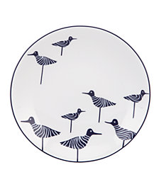 kate spade new york Dinnerware, Set of 4 Wickford Tidbit Plates