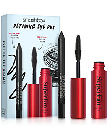 Receive a Free 2pc Deluxe Eye Set with any $50 Smashbox purchase