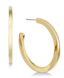 Alfani Open Hoop Earrings, Created for Macy's