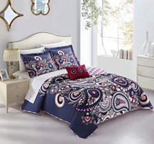 Chic Home Reims 4 Piece Quilt Sets