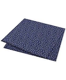 Tommy Hilfiger Men's Micro Floral Pocket Square