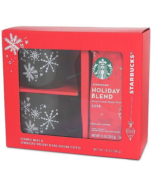 Starbucks Green Mug Coffee Gift Set Reviews Gourmet