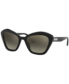 Miu Miu Sunglasses, MU 05US 55