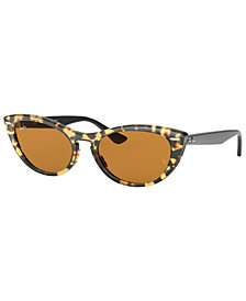 Ray-Ban Sunglasses, RB4314N 54