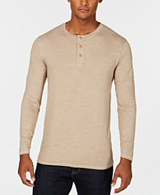 Alpha Textured Henley