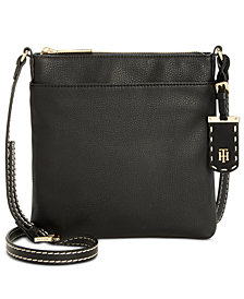 Tommy Hilfiger Julia Pebble Crossbody