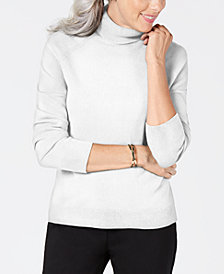 Karen Scott Turtleneck Sweater, Created for Macy's