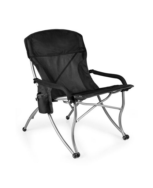 Picnic Time Oniva™ by Black PT-XL Camp Chair