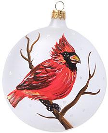 Vietri Cardinal Ornament