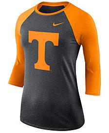Nike Women's Tennessee Volunteers Dri-Blend Raglan T-Shirt