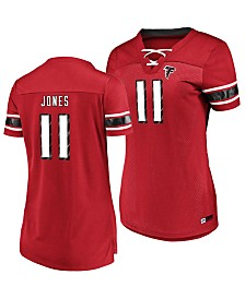 Majestic Women's Julio Jones Atlanta Falcons Draft Him Shirt 2018