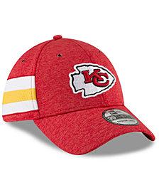 New Era Boys' Kansas City Chiefs Sideline Home 39THIRTY Cap