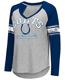 Women's Indianapolis Colts Sideline Long Sleeve T-Shirt
