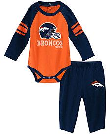 Outerstuff Denver Broncos Future Starter Pant Set, Infants (0-9 Months)