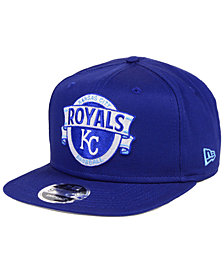 New Era Kansas City Royals Banner 9FIFTY Snapback Cap