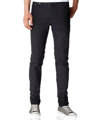Levi's® 510™ Skinny Fit Jeans - Jeans - Men - Macy's