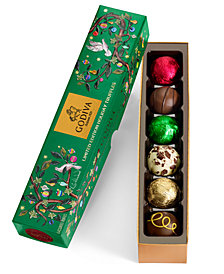 Godiva Chocolatier, 6-pc. Holiday Truffle Gift Box