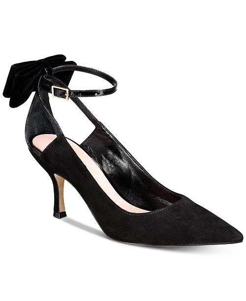 a1dc5c5194bc kate spade new york Sheena Pointed-Toe Pumps   Reviews - Pumps ...