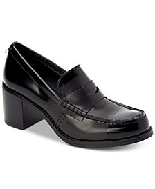 Calvin Klein Women's Pamelyn Box Loafers