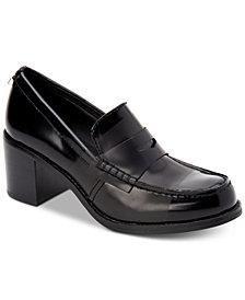 Calvin Klein Women's Pamelyn Box Loafers