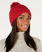 1d376163c1d Red Beanie Women s Hats You Will Love - Macy s