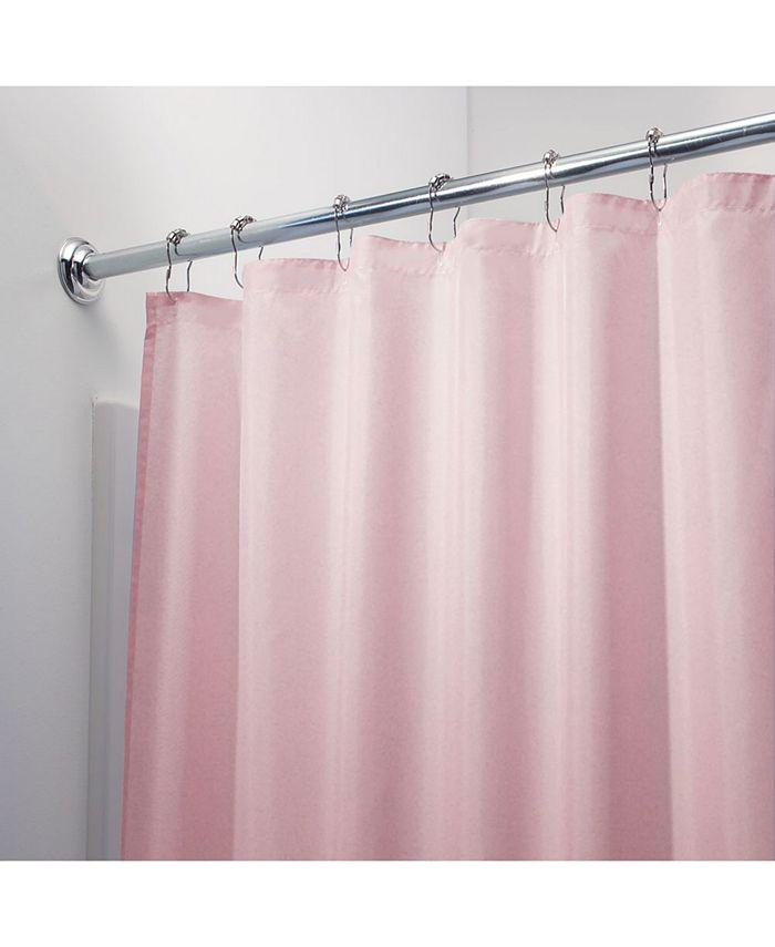 """Interdesign - 2-in-1 72"""" x 72"""" Shower Curtain Liner"""