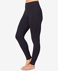 Cuddl Duds Far-Infrared Wide-Waistband Leggings