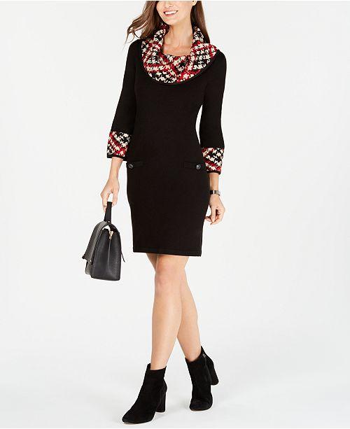 Howard Cowl Women Neck Sweater Dressamp; Reviews Jessica Dresses ON0wkX8nPZ