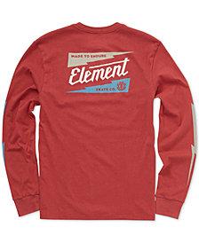 Element Men's Logo-Print T-Shirt