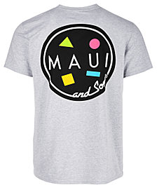 Maui and Sons Men's Classic Cookie Graphic T-Shirt