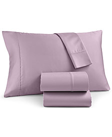 Sunham Rest 4-Pc. Queen Sheet Set, 450 Thread Count Cotton