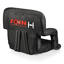 Picnic Time Star Wars Empire Ventura Portable Reclining Stadium Seat