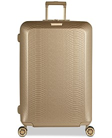 "CLOSEOUT! Vince Camuto Harrlee 28"" Expandable Hardside Spinner Suitcase"