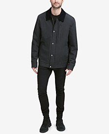 Men's City Rain Barn Coat