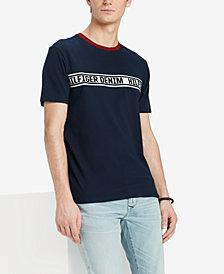 Tommy Hilfiger Men's Logo T-Shirt, Created for Macy's
