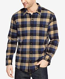 G.H. Bass & Co. Men's Face Bull Twill Over Shirt