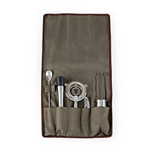 Legacy® by 10-Piece Bar Tool Roll Up Kit