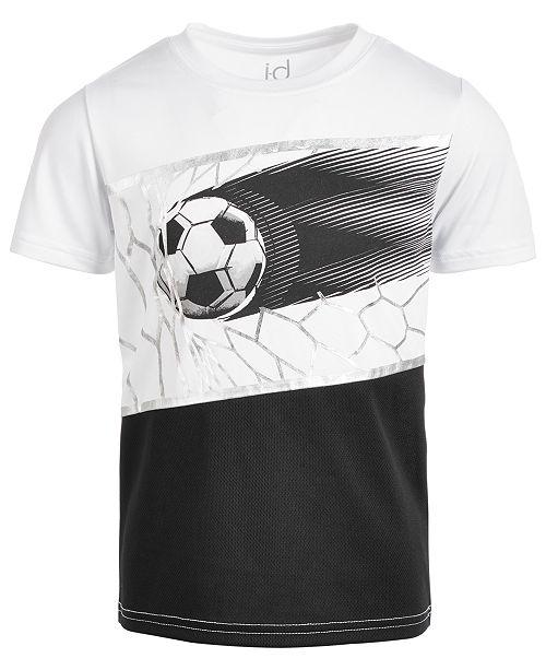 02043aeb6 ... Ideology Toddler Boys Soccer-Print T-Shirt