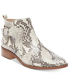 2cd9a547a9b Steve Madden Women s Dacey Ankle Booties   Reviews - Boots - Shoes ...
