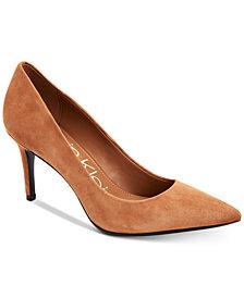 Calvin Klein Women's Gayle Pointed Toe Pumps