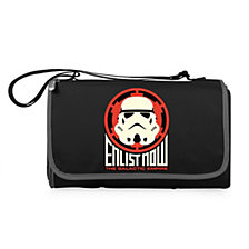 Picnic Time Star Wars Storm Trooper Blanket Tote Outdoor Picnic Blanket