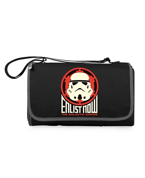 Picnic Time Oniva™ by Star Wars Storm Trooper Blanket Tote Outdoor Picnic Blanket