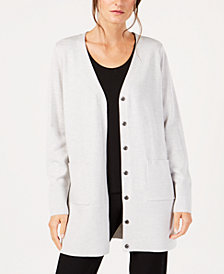 Eileen Fisher Wool Cardigan