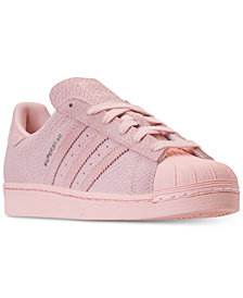adidas Women's Superstar BTS Premium Casual Sneakers from Finish Line