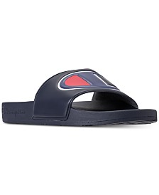 Champion Men's IPO Slide Sandals from Finish Line
